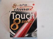 TRESSE CLIMAX TOUCH8-BRAID ROSE 135m 0.18mm 16,6 kg
