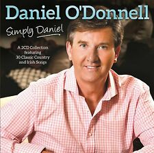 DANIEL O'DONNELL - SIMPLY DANIEL: 2CD ALBUM SET (May 25th 2015)