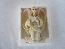 "1993 ~Seraphim Classics Iris""The Rainbows End"" Angel Figurine by Roman Inc"