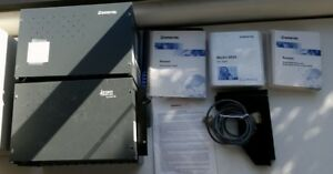 Inter-Tel Axxess 2 Cabinet with (2) SLC16+, (6) DKSC16+ Station Cards*