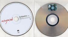 IRENE GRANDI raro CD single PROMO 1 traccia LA FINESTRA sigillato 2007