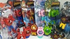 Kids Wrist watch deformation action figure hero robot watch Christmas toy gifts