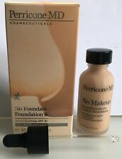 Perricone MD No Foundation Foundation Serum, Broad Spectrum SPF30 - 30ml