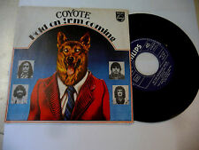 "COYOTE""HOLD ON I'M COMING disco 45 giri PHILIPS It 1978"" PERFETTO"