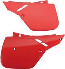 UFO Panneaux Côté Honda CR125/250/500 UFO -rouge Ho02604061