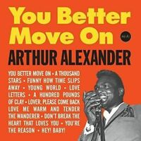 Alexander, Arthur	You Better Move On (180 gram) (New Vinyl)