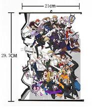 Hot Japan Anime Danganronpa Kyouko Whole Art Home Decor Poster Wall Scroll 01