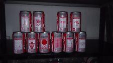 Lattine Coca Cola Olimpiadi 92'