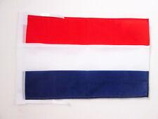 DRAPEAU PAYS-BAS 45x30cm - PAVILLON HOLLANDAIS 30 x 45 cm haute qualité - Neuf -