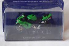 MOTO KAWASAKI ZX 10R série les grandes motos à collectionner  ALTAYA / IXO
