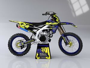 Yamaha Graphics Kit: Fit YZ YZF WR WRF 85 125 250 450 426 & All Restyle Plastics