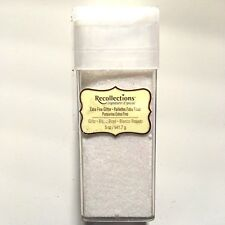 Glitz (White/Iridescent) 5oz Recollections Craft Glitter-Not Edible,See Warnings