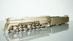 Broadway Limited Hybrid Brass 4-4-6-4 Q2 Unpainted DCC w/Paragon2 HO scale