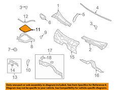 Infiniti NISSAN OEM 08-13 G37 Cowl-Lid Right 65278JK600