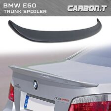 Stock IN US A Trunk Spoiler Lip 2004-2010 BMW E60 525i 535i 550i 4Dr Unpainted