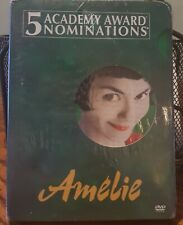 Amelie (Dvd, 2002, 2-Disc Set, Special Edition) brand new