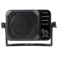 CB Radio Mini External Speaker NSP-150v ham For HF VHF UHF hf transceiver CAR8T9