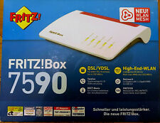 AVM FRITZ!Box 7590 WLAN Router mit VDSL Modem (20002784)