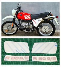Adesivi BMW R 80 GS  1985/86 - adesivi/adhesives/stickers/decal