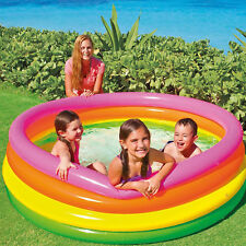 Piscina 4 aros Intex 168 X 46 cm