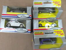 x5 EDOCAR collect them all series : BMW AMBULANCE MUSTANG BUGGY PIRANHA M1 CLASS