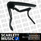 Jim Dunlop Black Acoustic Trigger Capo J83CDB - MADE IN USA *BRAND NEW* for sale