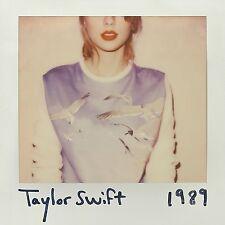 TAYLOR SWIFT - 1989 (JEWEL BOX)  CD NEU