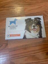 New listing Wisdom Panel Canine Dna Test Kit Detect Dog Breeds Ancestry 350 Breeds New