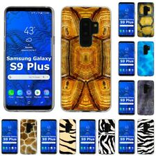 Thin Gel Design Phone Case Cover for Samsung Galaxy S9 Plus,Turtle Stylish Print
