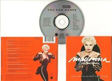 """MADONNA CD """"YOU CAN DANCE"""" 1987 GERMAN SIRE 925 535-2 HOLIDAY INTO THE GROOVE +"""