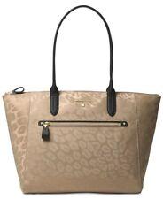 ce0b6528084085 Michael Kors Kelsey Nylon Women's Large Top Zip Tote Bag Handbag Travel Bag  new