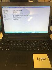 LENOVO IDEAPAD 310-15ABR AMD A10 2.4GHZ 4GB RAM NO HDD NO OS LAPTOP