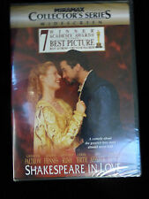 Shakespeare In Love Dvd *new in wrapper* Deluxe Collector's Edition Ben Affleck