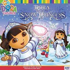 Dora Saves the Snow Princess (Dora the Explorer, No. 27), , 1416958665, Book, Go