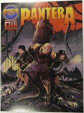 PANTERA: THE COMIC BOOK #1 [Mike Carey & Trevor Goring]