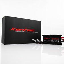 Xentec Super Slim 55 Watts H1 6000K Diamond White HID Xenon Kit High Beam