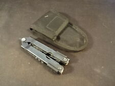 Gerber Multi-Tool Knife Blade Pliers Stainless Tool With Pouch Made In USA