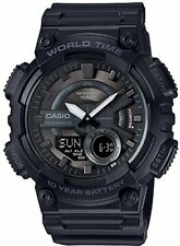 New CASIO 2017 Standard AEQ-110W-1BJF Men's Watch