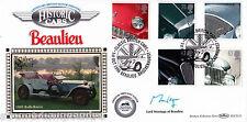1996 Cars - Benham BLCS Off - Brockenhurst H/S - Signed by LORD MONTAGU