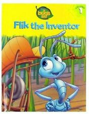 Quality Large Kids Childrens Bedtime Story Picture Reading Book - A Bugs Life