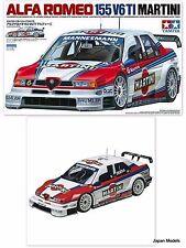 TAMIYA ALFA ROMEO 155 V6 TI MARTINI SCALA 1:24 COD.24176