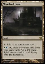 MTG 1x MOORLAND HAUNT - Innistrad *Rare Exile Token in Play NM*
