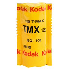 Kodak T-MAX ISO 100 Professional Black & White 120 Roll Film - Single roll