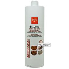 Alter Ego Semi De Lino Shampoo w/Garlic, Wheat Proteins and Silk Proteins 1000ml