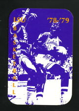 Louisiana State Tigers--1978-79 Basketball Pocket Schedule