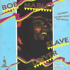 BOB MARLEY - Slave Driver (CD 1991) RARE USA First Edition EXC Creative SSI 9940