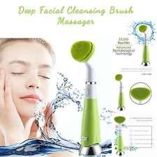Makeup Facial Deep Cleansing Face Brush Massage Exfoliator Sonic Spa Skin Care