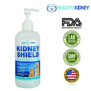 Healthy Kidney Improve Pets Alive Support Fish Oil For Cats & Dogs, 16 Oz.