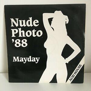 """Mayday - Nude Photo '88 - KOOL T14 - 1988 - ACID HOUSE 12"""" Vinyl Single"""