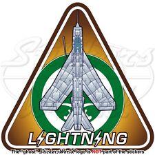 English Electric (BAC) LIGHTNING F.53 RSAF Royal Saudi AirForce S.Arabia Sticker